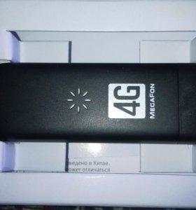"""4G модем """"Мегафон"""" М100-3"""