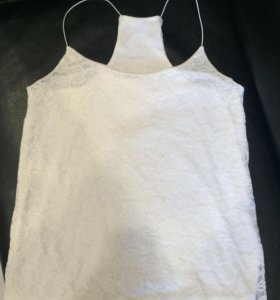 Блуза кружевная  р.44-46