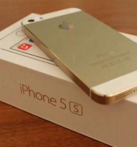 iPhone 5s 16 gb, 32gb,64gb оригинал