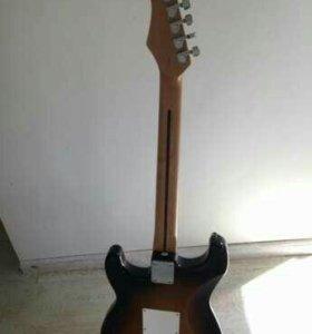 Гитара Stagg, гитарный комбо, звуковой процессор