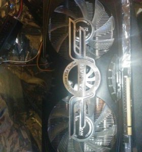 Palit jetstream GTX 670 2Gb