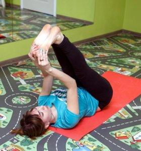Стретчинг + йога