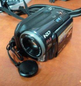 Видеокамера JVC HARD DISK CAMCORDER GZ-MG50E