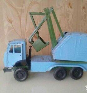Машина коллекционная (эксковатор)СССР