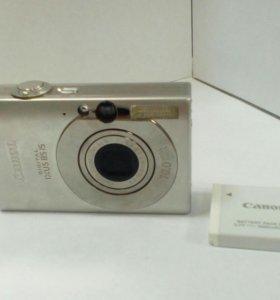 Цифровой фотоаппарат CANON IXUS85IS