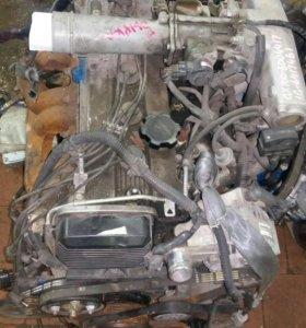 Двигатель 1gfe трамблерный