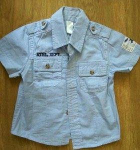 Рубашки на 1-2 года