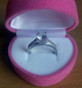 Серебряное кольцо 925