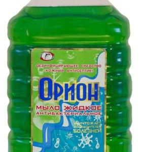 Орион Антибактериальное жидкое мыло