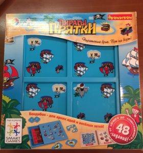 Игра- головоломка пираты Прятки