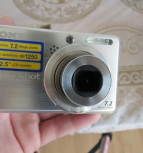 Фотоаппарат SONY DSC-S750