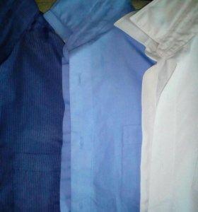 Рубашки 152-158, 160-164