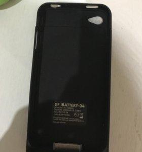 Зарядное устройство на Iphone 4