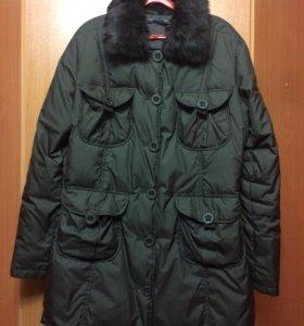 Куртка на пуху 1300/800