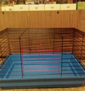 Клетка для грызунов 59*40,5*33 см