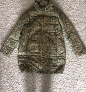 Куртка для беременной демисезонная 44
