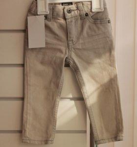 Б\У джинсы фирма OshKosh размер 12м