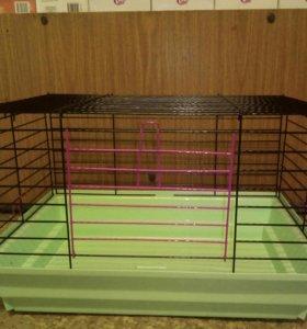 Клетка для грызунов 50*30*30,5 см