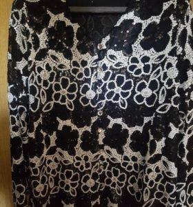 Блуза нарядная .