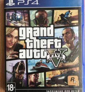 Игры для PS4 (9шт)