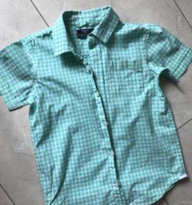 Рубашка Mango kids