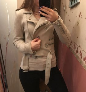 Куртка под кожанку
