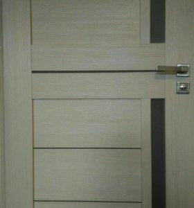 Ремонт,Замена стекол в межкомнатных дверях,ремонт.