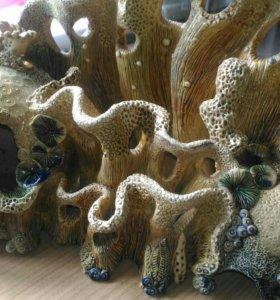 Декор в аквариум доставка возможна