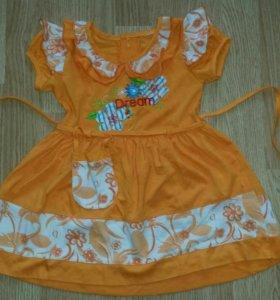 Платья и костюмы для садика
