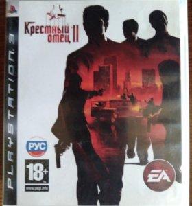 Игра для PS3 Крестный отец 2