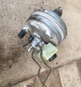 вакуумный усилитель тормозов Mercedes S500L