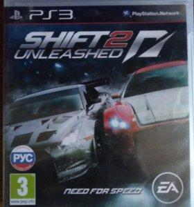 Игра для PS3 Shift 2
