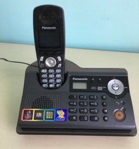 Радиотелефон Panasonic KX-TCD345RUT