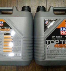 "Масло моторное Liqui Moly ""Top Tec 4200"" 5w-30, 5л"