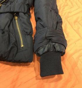 Куртка для девочки зима