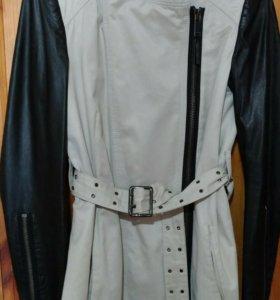 Пальто из Mango