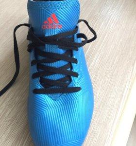 Бутсы футбольные Adidas Messi 16.4