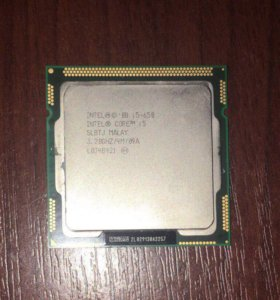 Intel core i5 650 3.2 ghz Socket lga 1156
