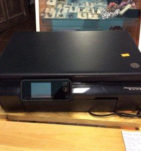 Принтер сканер HP deskjet 5525
