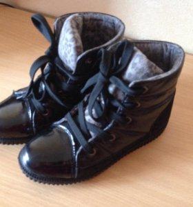Ботинки для девочеки