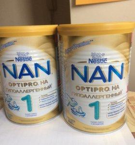 Смесь Nestle Nan 1 optipro