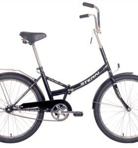 """НОВЫЙ !Велосипед складной Stern Travel 24"""""""