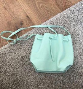 Новая маленькая сумка мешок