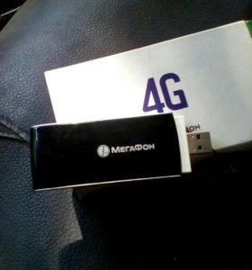 4G модем мегофон