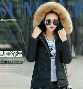 Куртка на синтепоне осень - зима 44