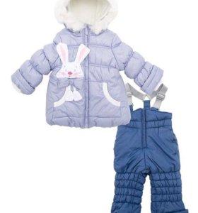 Зимний костюм на девочку BOOM by Orby