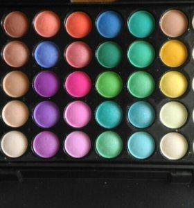 Тени новые 40цветов