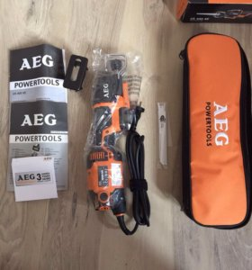 Пила сабельная AEG Новая
