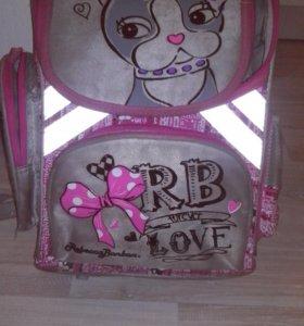 Ранец - рюкзак (школьный)