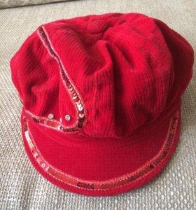 Красивая кепка